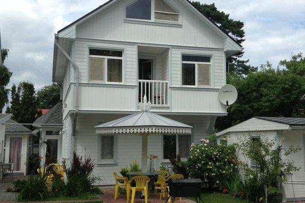 Naiza Guesthouse and Apartments - фото 23