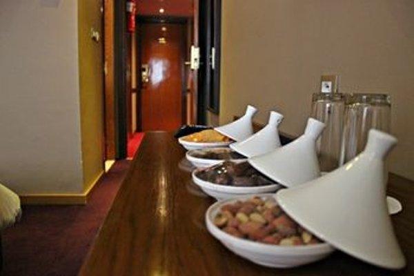 Belere Hotel Rabat - фото 11