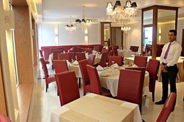 Belere Hotel Rabat - фото 12
