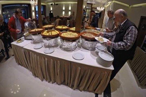 Belere Hotel Rabat - фото 13