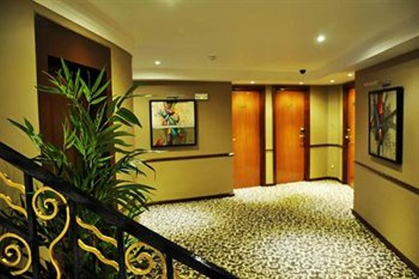 Belere Hotel Rabat - фото 14