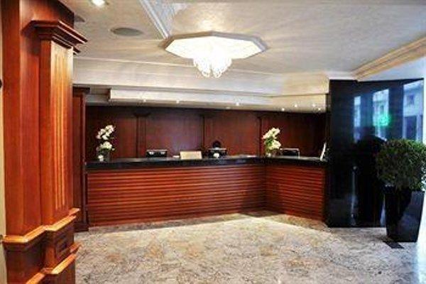 Belere Hotel Rabat - фото 15