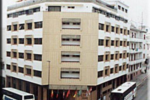Belere Hotel Rabat - фото 21