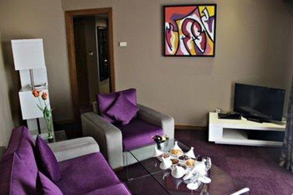 Belere Hotel Rabat - фото 5