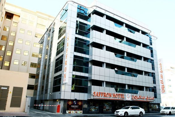Saffron Hotel - фото 27