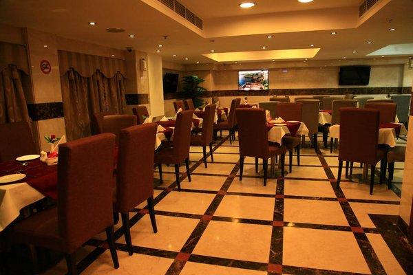 Saffron Hotel - фото 16