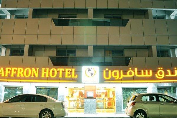 Saffron Hotel - фото 20