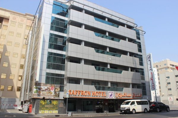 Saffron Hotel - фото 22