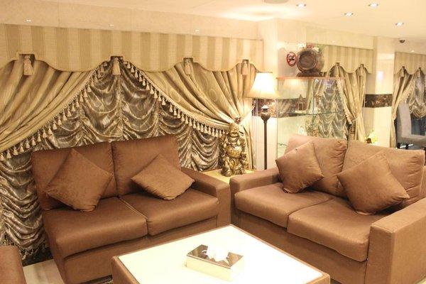 Saffron Hotel - фото 7