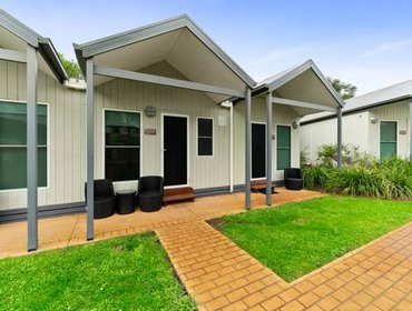 Гестхаус Port Campbell Holiday Park