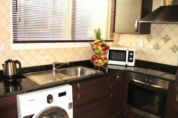 Marmara Hotel Apartments - фото 11