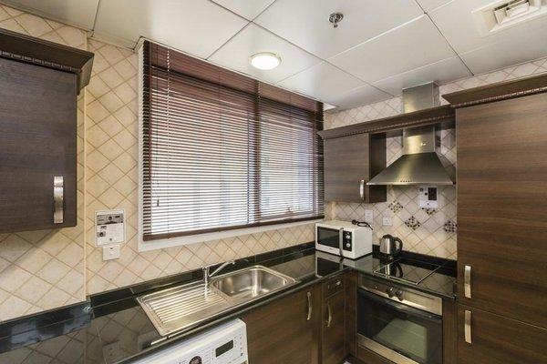Marmara Hotel Apartments - фото 12