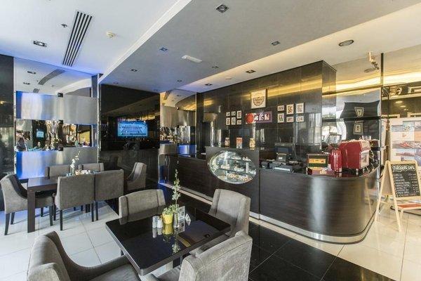 Marmara Hotel Apartments - фото 13