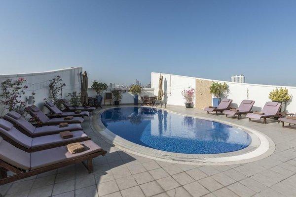Marmara Hotel Apartments - фото 20