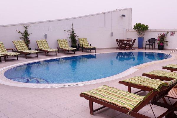 Marmara Hotel Apartments - фото 21