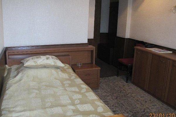 Отель Турист - фото 11