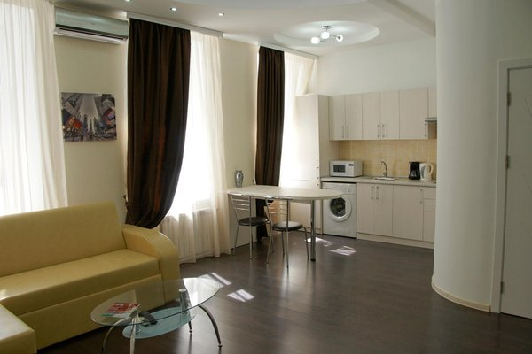 Suisse Guest House - Apartments - фото 29