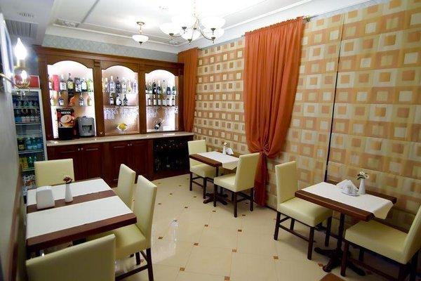 Отель Вилла Росса - 17