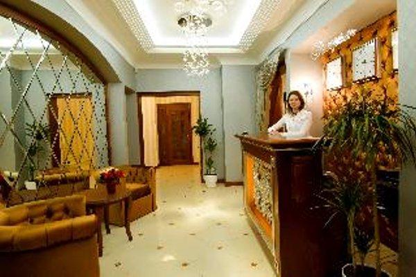 Отель Вилла Росса - 20