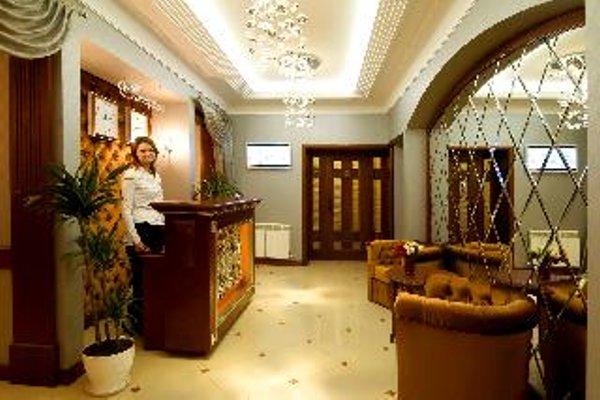 Отель Вилла Росса - 8