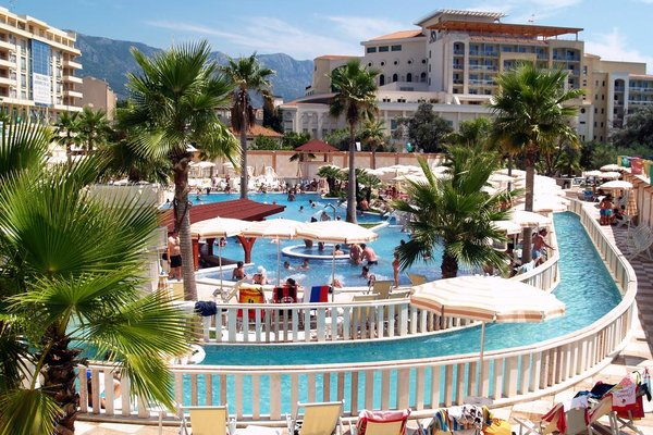 Отель Mediteran Conference&SPA resort and Aqua park - 50