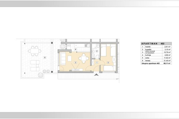 Apartments Marija - 3
