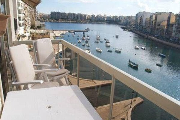 Seafront Apartment Spinola Bay - 50