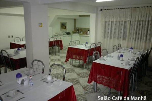 Hotel Buriti da Serra - фото 17