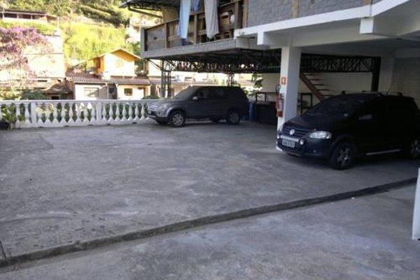 Hotel Buriti da Serra - фото 21