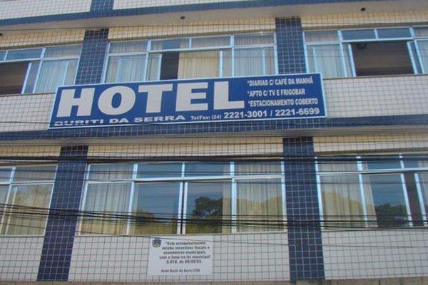 Hotel Buriti da Serra - фото 23