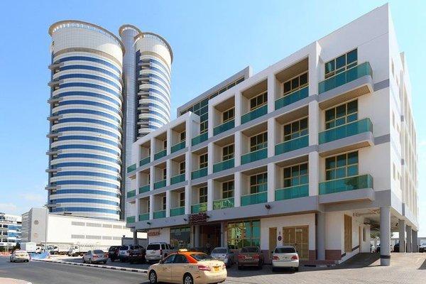 Richmond Hotel Apartments - фото 22