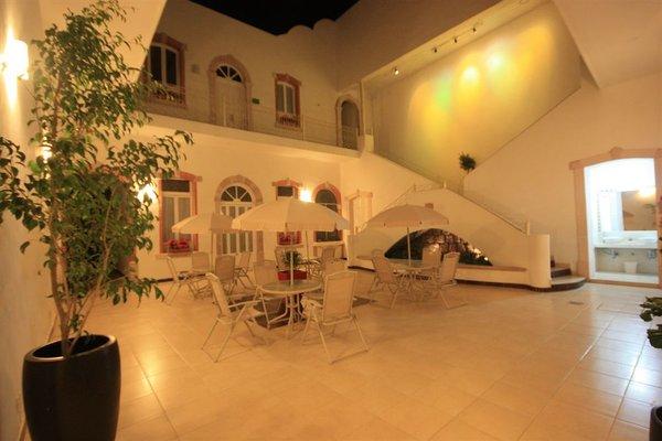 Mansion Arechiga Hotel - фото 15