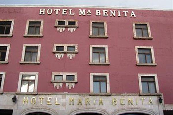 Hotel Maria Benita - фото 20
