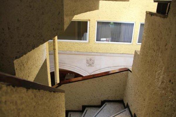 Hotel Maria Benita - фото 6