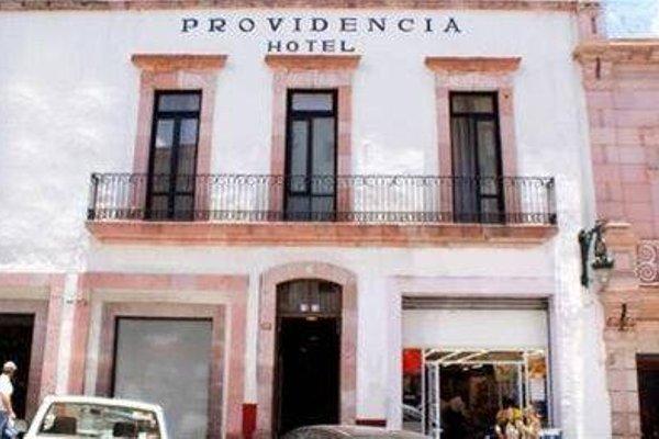 Hotel Providencia - фото 22