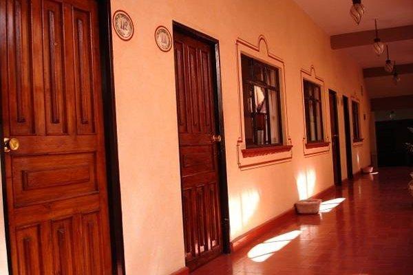 Hotel Posada de la Moneda - фото 14