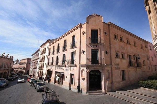 Hotel Posada de la Moneda - фото 21