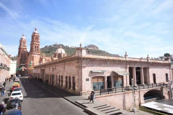 Hotel Posada de la Moneda - фото 23