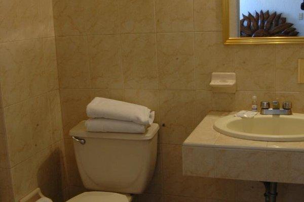 Hotel Maria Conchita de Zacatecas - фото 20
