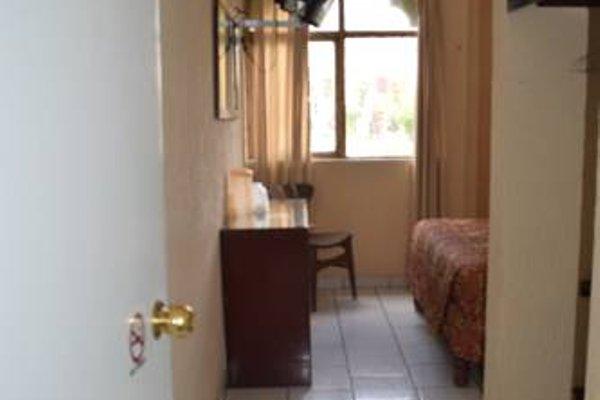 Hotel Maria Conchita de Zacatecas - фото 9