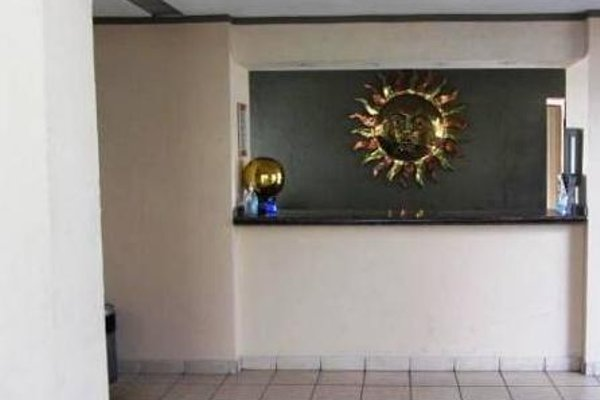 Motel Zacatecas Courts - фото 14