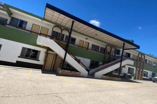Motel Zacatecas Courts - фото 19