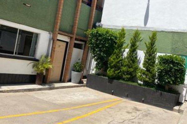 Motel Zacatecas Courts - фото 20