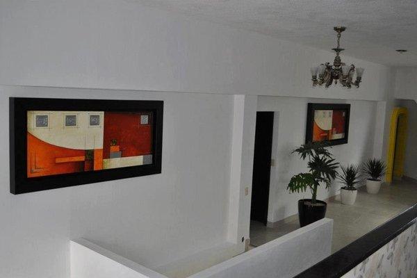 El Hotelito - фото 14