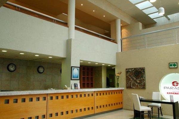 Hotel Parador - фото 14