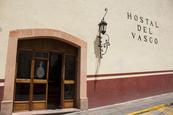 Hotel del Vasco - фото 22
