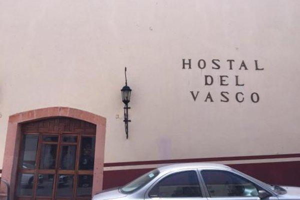Hotel del Vasco - фото 23