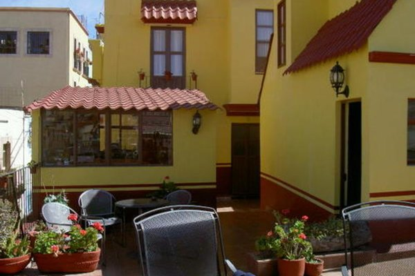 Hostal Villa Colonial - фото 4