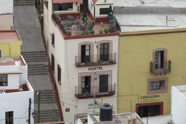 Hostal Villa Colonial - фото 7