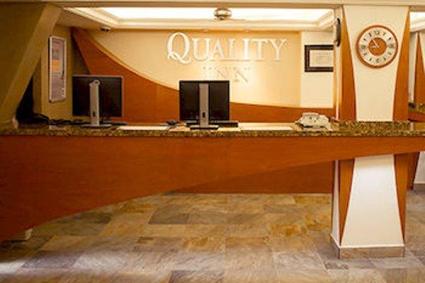 Quality Inn Tuxtla Gutierrez - фото 13